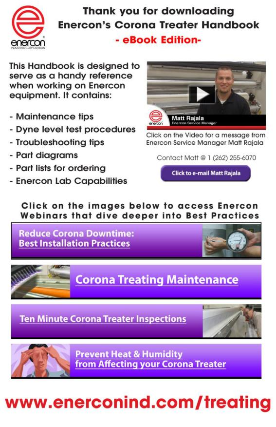 Licensed for use on publications wholly owned by Enercon
