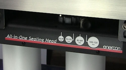 Custom Sealing Head