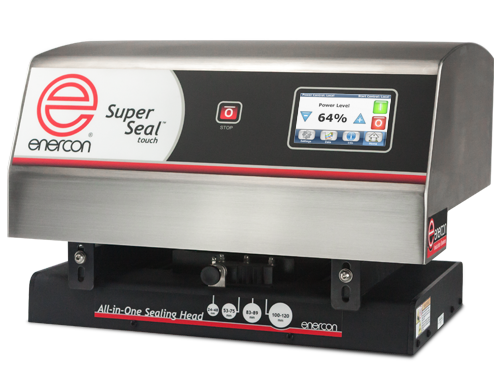 Super Seal™ Touch Induction Cap Sealer