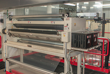 Mastering Corona Treaters, Roll Coverings & Electrodes for Extrusion Film Lines