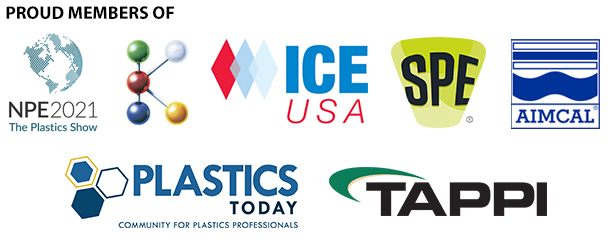NPE, KShow, ICE USA, SPE, Plastics Today, & TAPPI