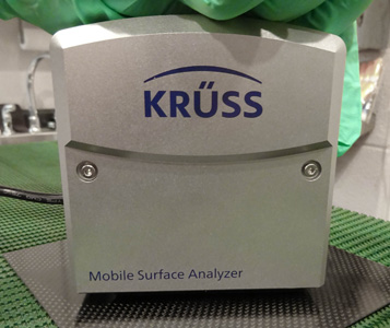 Kruss Analyzer